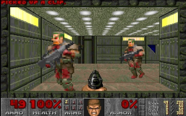 Doom II: Hell on Earth (id Software, 1994)