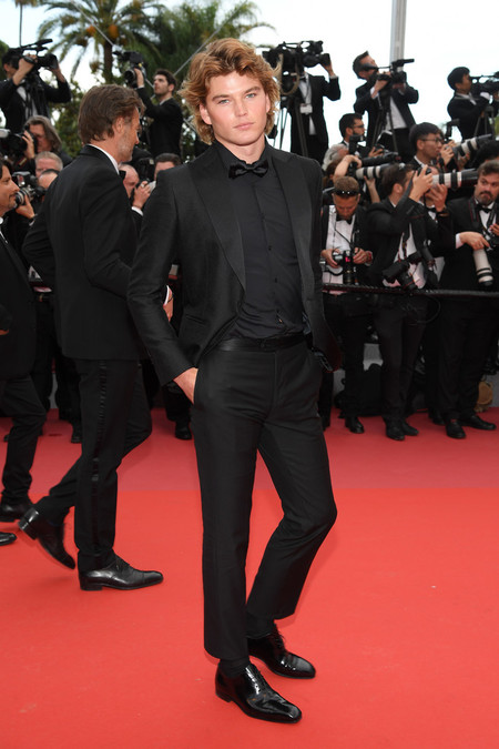 Jordan Barrett Solo A Star Wars Story Cannes Premiere 2018 Red Carpet