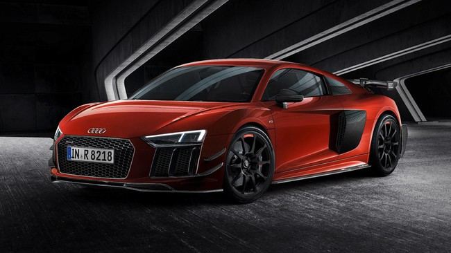 Audi R8 V10 Plus Performance Parts Edition: sólo 44 unidades que seguramente no verás en persona
