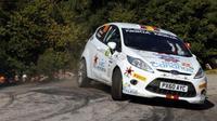 Rally de Alsacia 2011: Yeray Lemes se queda sin victoria por una penalización