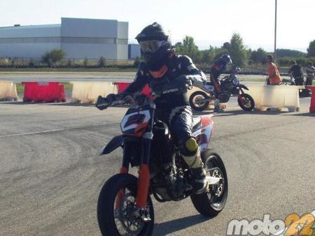 Moto 22 en la competición: la moto, conclusiones (4/4)
