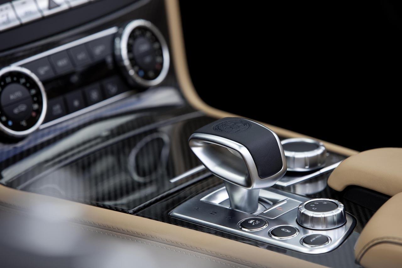 Foto de Mercedes-Benz SL 65 AMG (11/13)