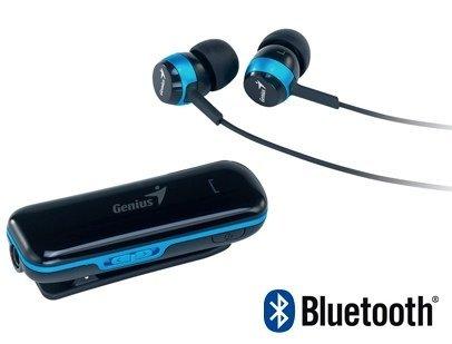 Los auriculares bluetooth Genius HS-905 BT llegan a España