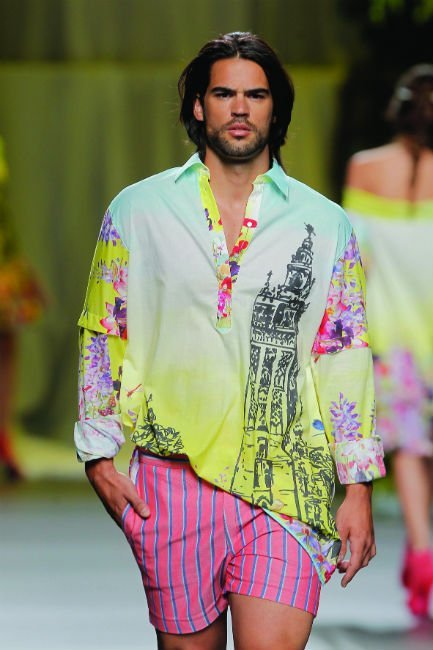 Francis Montesinos, Primavera-Verano 2013 en la Mercedes-Benz Fashion Week Madrid