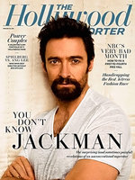 Hugh Jackman y su perilla protagonizan la portada The Hollywood Reporter
