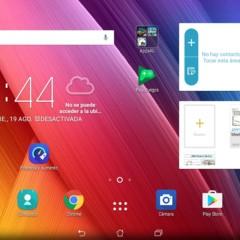 Foto 1 de 14 de la galería asus-zenpad-10-z300m-interfaz en Xataka Android