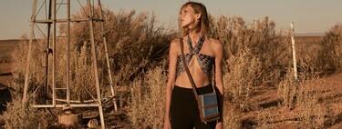 Siete formas diferentes de combinar leggings según Zara