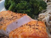 Beneficios del consumo de salmón durante el embarazo