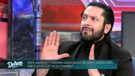 Rafael Amargo En Domingo Deluxe