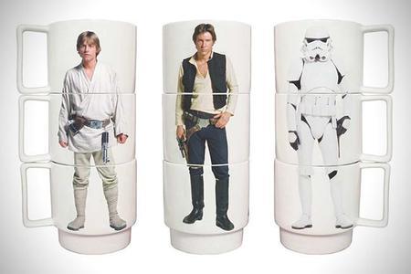 Los mugs indispensables para fanáticos de Star Wars