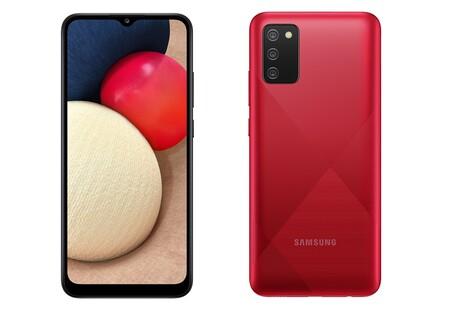 Samsung Galaxy A02s Mexico Lanzamiento Precio Oficial