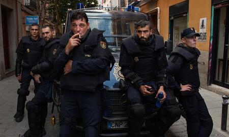 Policías polis
