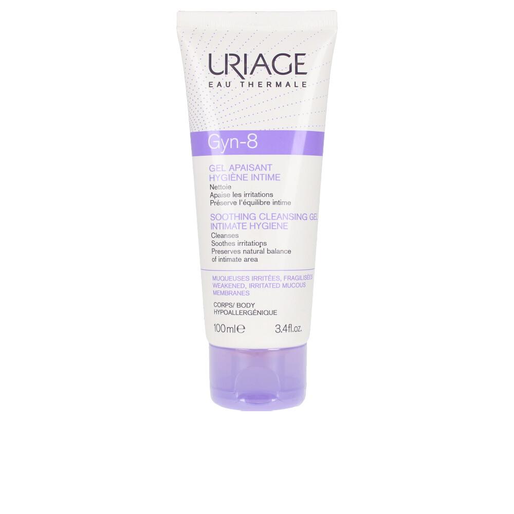 GYN-8 soothing cleanising gel intimate hygiene