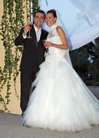 Y lo reguapos que iban (casi) todos en la boda de Xavi Hernández