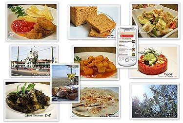 Menú semanal del 16 al 22 de noviembre de 2009
