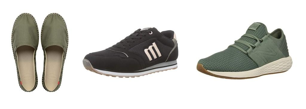 Chollos en tallas sueltas de zapatillas