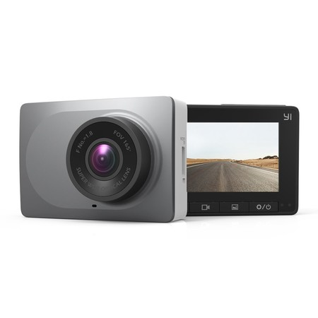 Oferta Flash: Yi Dash Camera, la dashcam de Xiaomi, a precio de China en Amazon: 39,99 euros