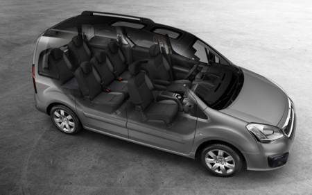 Peugeot Partner 2015 Contacto 17