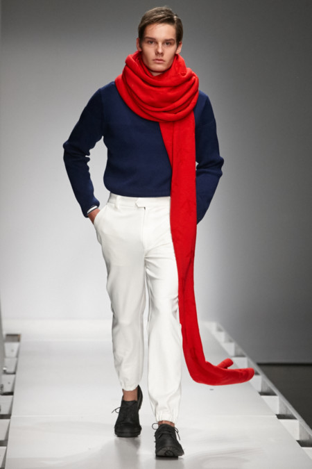 La bufanda extra large se convierte en el accesorio must del otoño