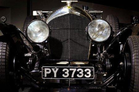 Historia de Bentley, desde su creación hasta la quiebra en 1931 (parte 1)