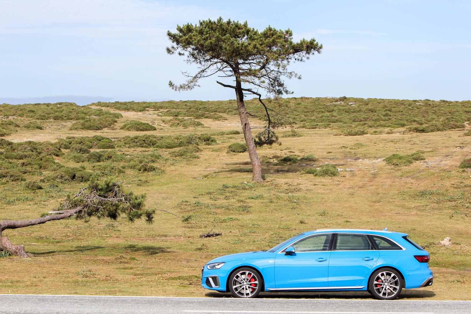 Foto de Audi S4 Avant 2020 (prueba) (9/26)