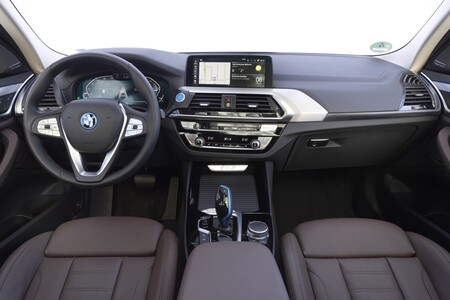 BMW iX3 interior