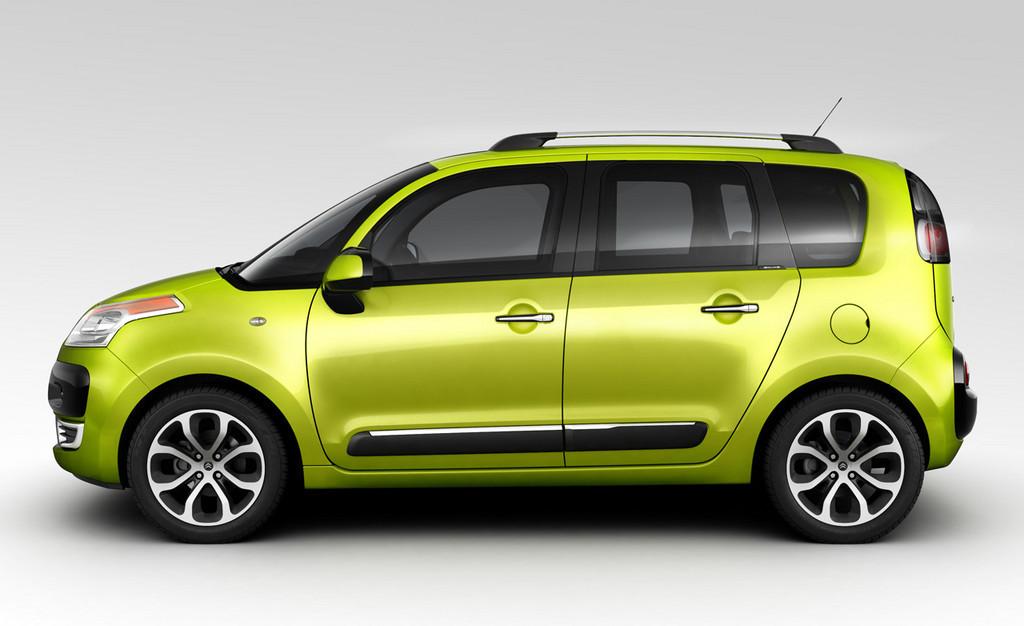 Foto de Citroën C3 Picasso (2/18)