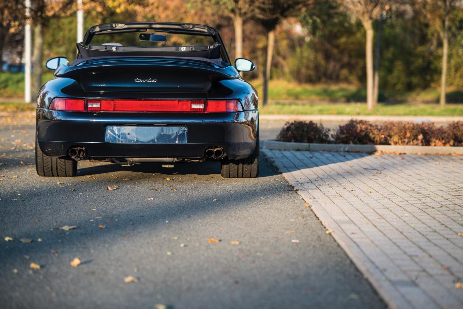 Foto de Porsche 993 Turbo Cabrio (9/18)