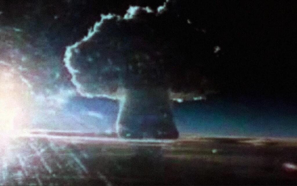 Así fue la explosión (en el aire) de la bomba rusa Tsar que tenía 3.000 veces la potencia de la que se lanzó en Hiroshima