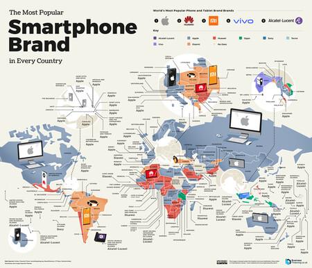 Telefonia Mapa