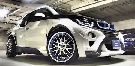 El mundo del tuning le mete mano al BMW i3