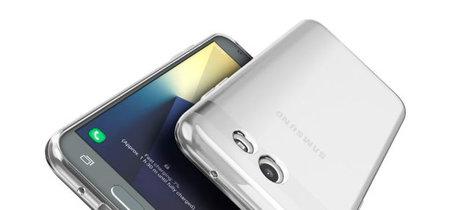 El Samsung Galaxy J7 2017 vuelve a filtrarse, esta vez en forma de renders