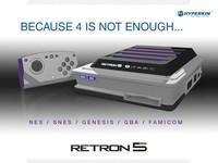 RetroN 5, cinco consolas retro en una