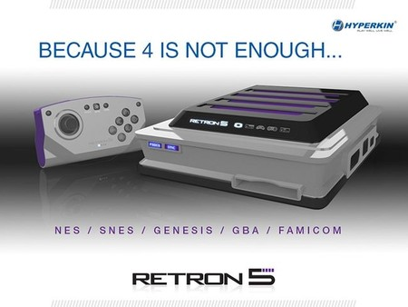RetroN 5, cinco consolas retro en una
