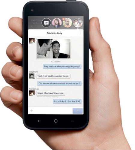 Facebook cancela  la llegada del HTC First a Francia y Reino Unido
