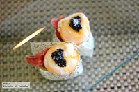 Restaurante Ikura ML y su sushi original