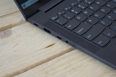 Lenovo Yoga Slim 7 Review Xataka Espanol Puertos