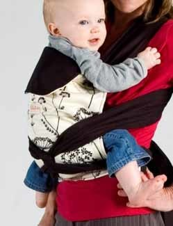 Llévame cerca: cursos sobre cómo llevar al bebé