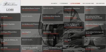 LVMH abre las puertas de 25 de sus Maisons: 'Les Journées Particulières' el 15 y 16 de octubre