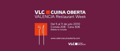 Valencia Cuina Oberta Restaurant Week III
