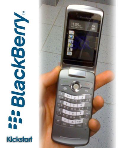 Foto de BlackBerry Kickstart (4/10)