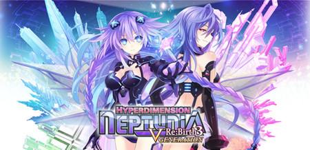 ¡Las diosas ya vienen! Hyperdimension Neptunia Re;Birth 3: V Generation llegará a Steam en el mes de octubre