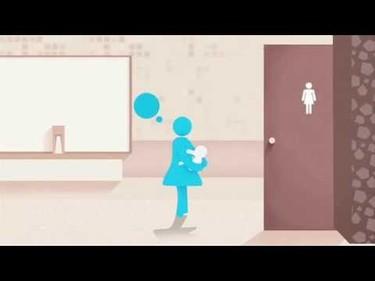 10 m2 de Amor: desafortunada campaña de Unicef China para fomentar la creación de salas de lactancia