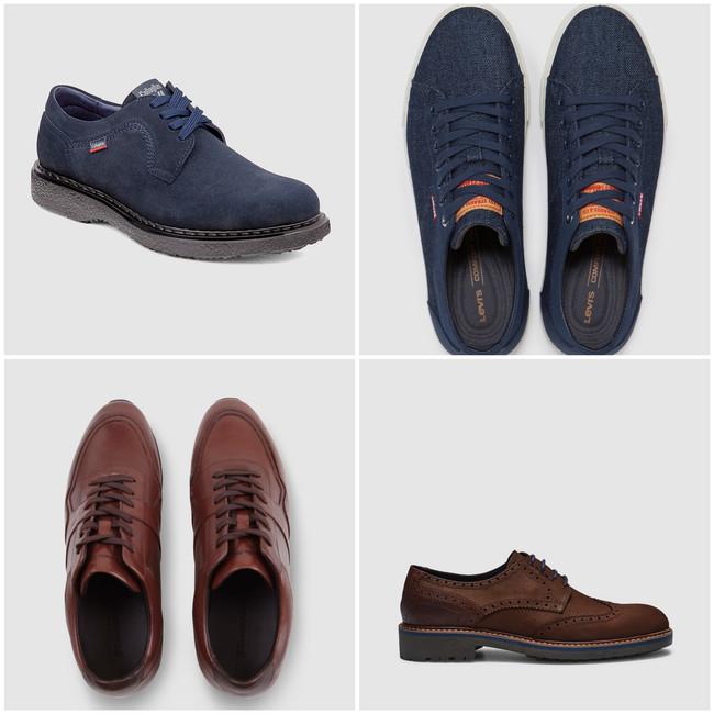 Mid Season Sales El Corte Inglés: 9 zapatos para hombre con 30% de descuento