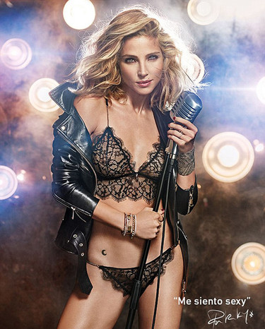 Elsa Pataky da la nota (sexy) en su video para Women'secret