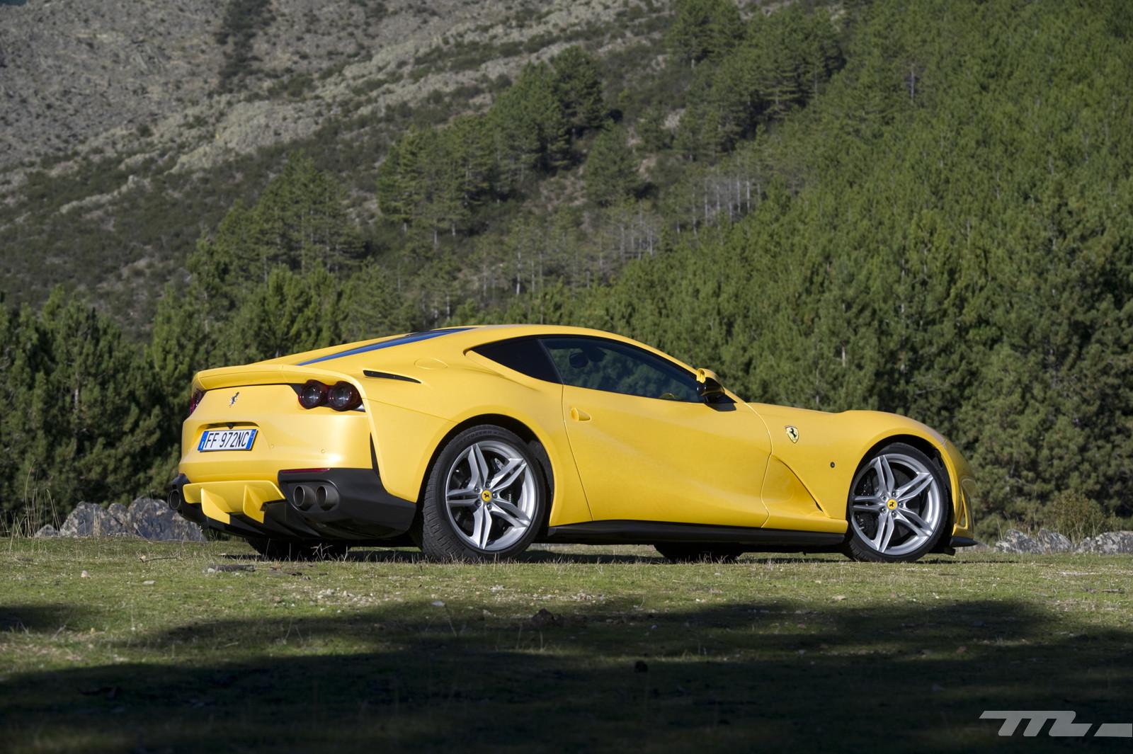 Foto de Ferrari 812 Superfast (prueba) (35/55)