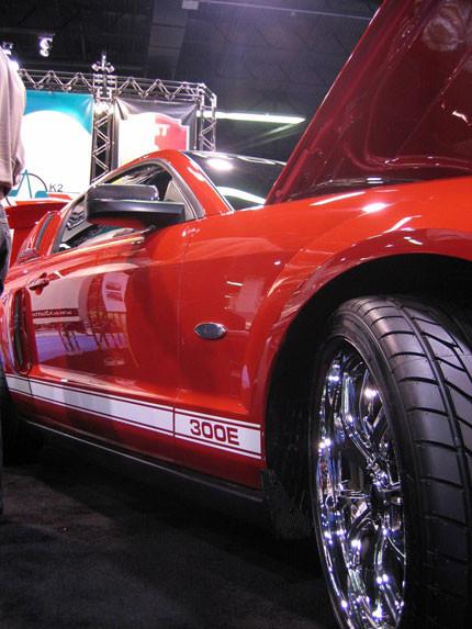 Ronaele 300EV Mustang