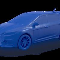 Si no puedes poseer un vehículo Ford, entonces puedes imprimirlo en 3D