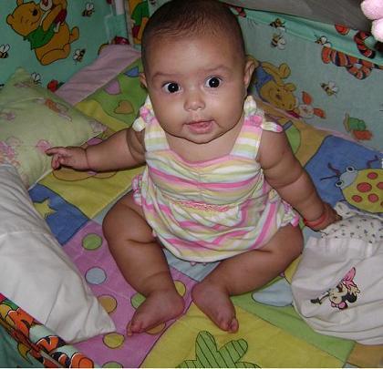 La foto de tu bebé: una hermosa mirada