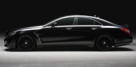 Mercedes-Benz CLS 63 AMG por Wald International